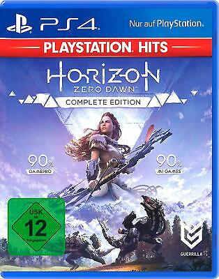Horizon - Zero Dawn - Complete (PLAYSTATION Hits) PS4 New+Boxed