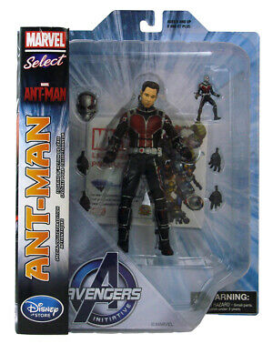 Marvel Select Ant-Man Disney Store Exclusive Collectors Action Action Figure New