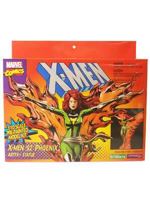 Kotobukiya X-Men '92 Phoenix Artfx Statue Furious Power 1/10 Scale Marvel New