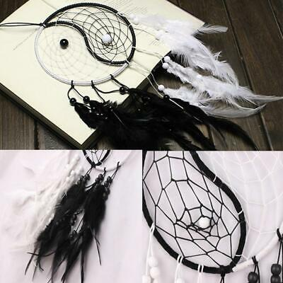 Dream Catcher With Feathers Car Wall Hanging Decoration Ornament Gift Handmade