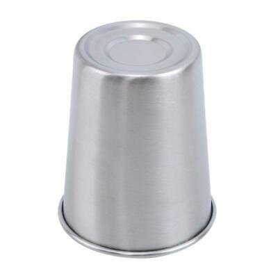 Water Mug Travel Picnic Cup Reusable Stainless Steel Cup Beer Wine Cup Mug W