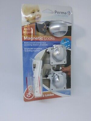 Child Safety Magnetic Cuoboard Locks