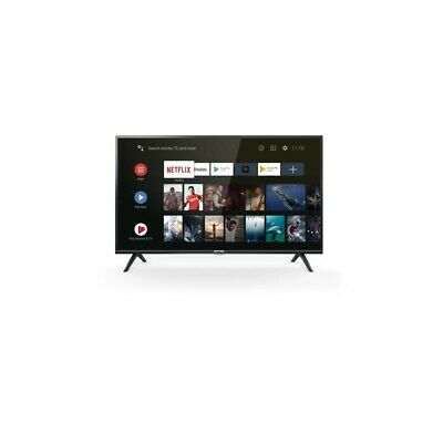 Tcl Tv 40 Direct Led Fhd Android Tv 8.0 Black