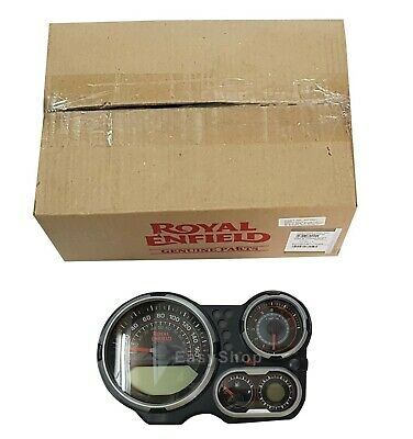 100% Genuine Royal Enfield Instrument Cluster For Himalayan - Express Shipping