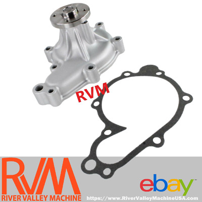 Water Pump w/ Gasket [7008449] for Bobcat Skid-Steer Loaders & CTL's