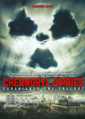 Chernobyl Diaries-(Dvd)-Rare Out Of Print! Bought Brand New! Spotless!Oop!-Mint!
