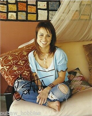 Constance Zimmer Autographed Signed 8x10 Photo COA