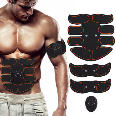 Ultimate ABS Slim Muscle Stimulator Abdominal Training Toning Belt Waist Trimmer