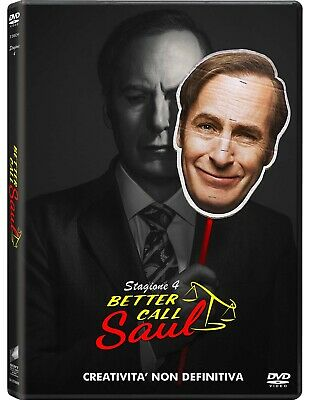 Dvd Better Call Saul - Stagione 04 (3 Dvd) 361110