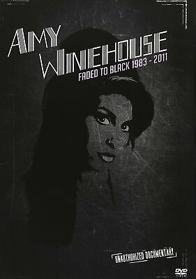 553521 428207 Dvd Amy Winehouse - Faded To Black 1983-2011
