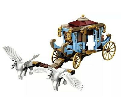 LEGO Harry Potter Beauxbatons' Carriage *NO FIGURES/BOX* from set 75958 NEW