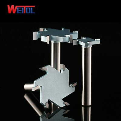 Thicknessing router bit Weitol 1/2 inch TUNGSTEN planing leveling milling bit