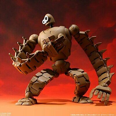 Ghibli Castle in the Sky LAPUTA Robot Soldier Full Action Version Hayao JAPAN