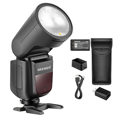 Neewer V1-S Camera Flash Speedlight Compatible with Sony DSLRs