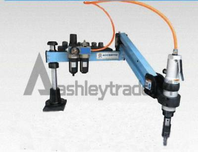 1pc New vertical Flexible Arm Pneumatic Tapping Machine Tapping M3-M12