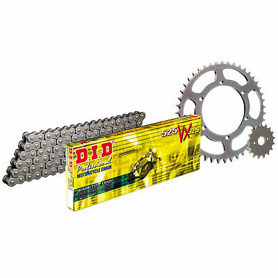 DID Chain & Sprocket Kit Suitable for Yamaha FZ8 2012