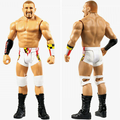 NXT WWE WrestleMania 34 Mojo Rawley Wrestling Action Figures Kid Child Toy