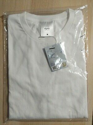 BTS 5th Muster Magic Shop Official MD WHITE T-Shirt Size M