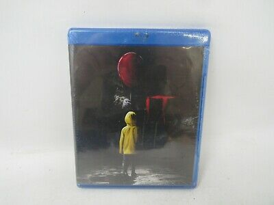 IT [Stephen King] with Tim Curry (Blu-ray, No Slipcover, See Notes) - NEW