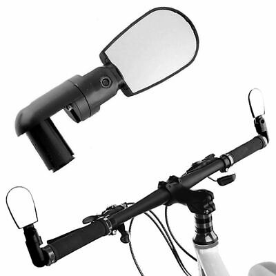 360° Rotate Universal Rearview Mirror Bike MTB For Bicycle Cycling R2M9