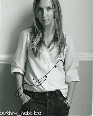Sam Taylor Johnson Signed Autographed 8x10 Photo COA