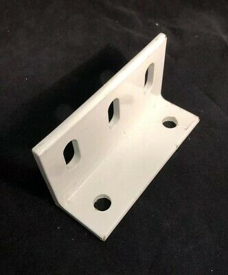 """Heavy Duty Steel Angle Bracket  2""""x 3"""" X 5-1/2"""" Long And 1/4"""" Thick, With Holes"""