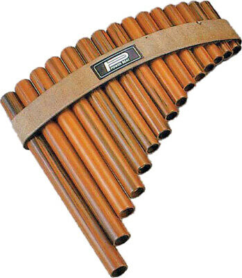 POWERBEAT - Pan Flute, 12 Notes In 'A' *NEW* Tunable synthetic pipes, diatonic