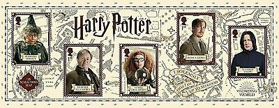 GB Stamps 2018 'Harry Potter' MS4151 (no barcode) - U/M
