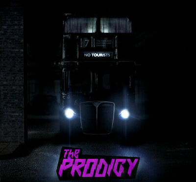 The Prodigy : No Tourists CD (2018) BRAND NEW CD ALBUM NOT SECOND HAND !