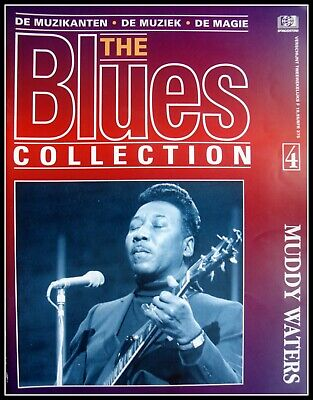 Muddy Waters | Blues Collection - Magazine
