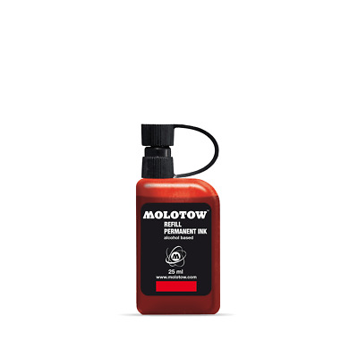 Molotow Refill Ink - 25ml