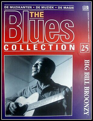 Big Bill Broonzy | Blues Collection - Magazine