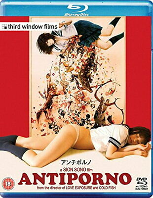 Antiporno (Dual Format DVD/Bluray) [New Blu-ray]
