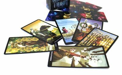 Tarot Deck Cards 2019 New Read The Mythic Fate Divination For Fortune Card Games