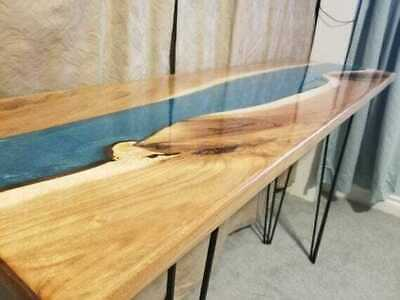 EPOXY WOODEN RESIN Table -