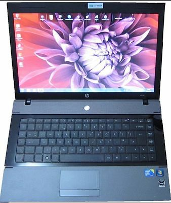 "PC PORTATILE HP 625 15.6"" CORE 2 Duo T6670 2.20GHZ 4GB Ram 250 HDD Webcam HDMI"