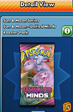 50x unified minds codes pokemon tcg online MESSAGED or sent ingame FAST