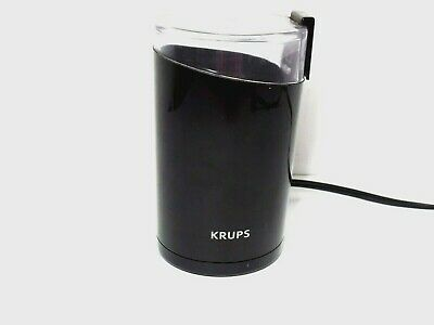 Krups (F2034251) Electric Coffee and Spice Grinder Stainless Steel - Black