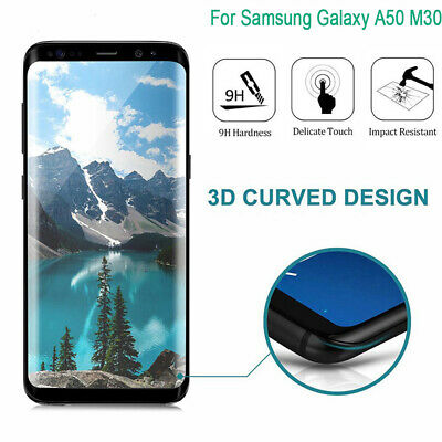 Tempered Glass Phone Screen Protector Film For Samsung GalaxyA10 A20 A30 A40 A50
