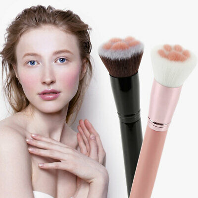 Cute Cat Claw Paw Makeup Brush Face Powder Foundation Concealer Tool f5d