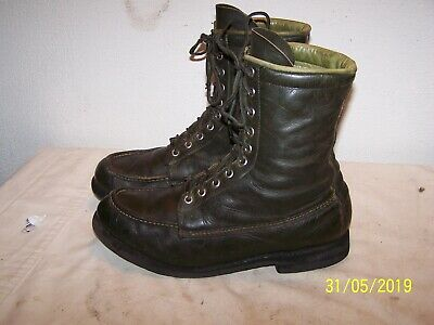 296c5f99c1b VINTAGE BROWNING SPORTSMAN Boot Waterproof Hunting Boots Green Size ...