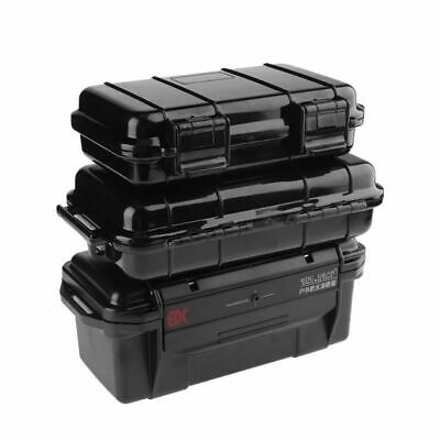 Shockproof Waterproof Tool Box Safety Case ABS Plastic Dry Box Safety