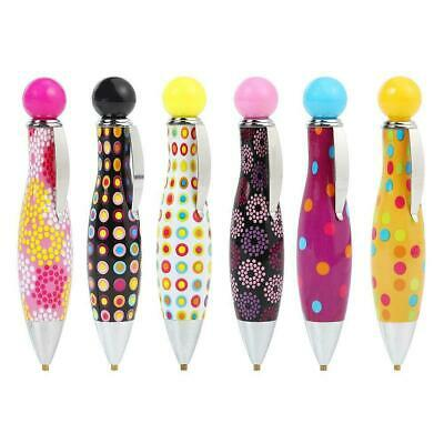 5D DIY Diamond Painting Point Drill Pens Colorful Embroidery Cross Pen Tools