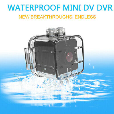 Mini Camera SQ12 HD Sport Action Camera Night Vision Videocamera 1080P DV V X4F2