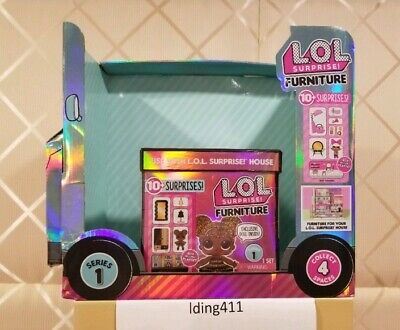 💕New LOL Surprise House Furniture Set QUEEN BEE BOUTIQUE Sealed Ready 2 Ship💕