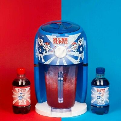 Slush Puppie Machine Frozen Ice Slushie Drink Maker - Make Slush at Home!!