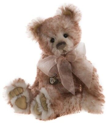 Soufflé teddy - Isabelle Collection by Charlie Bears limited edition - SJ5901