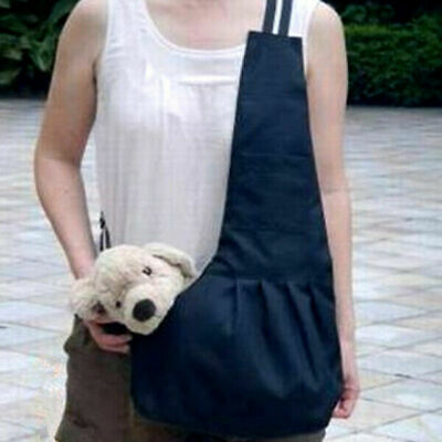 Pet Dog Cat Puppy Carrier Mesh Comfort Travel Tote Sling Backpack Shoulder Bag
