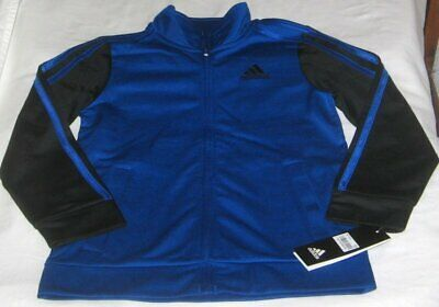 NWT Boys 7 ADIDAS Track Jacket NEW
