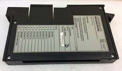 Cincinnati Milacron  3-531-3839A 120V Ac Output Module New Condition No Box